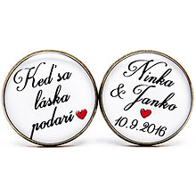Šperky - Keď sa láska podarí ... - 6978055_