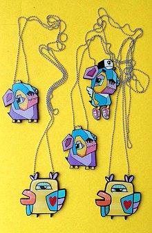 Náhrdelníky - necklaces - 6978600_