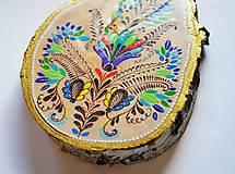 Dekorácie - Ľudový motív - dekorácia - 6981204_