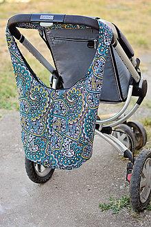 Textil - Kabelka na kočík - 6981577_