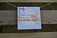 Papiernictvo - Meninová pohľadnica 2 - 6981400_