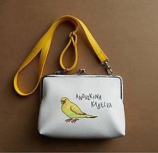 Detské tašky - pre andulku - 6982205_