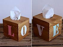 Krabičky - LOVE zásobník - 6981064_