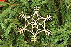 Drevené vianočne ozdoby z preglejky 6