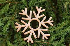 Drevené vianočne ozdoby z preglejky 11