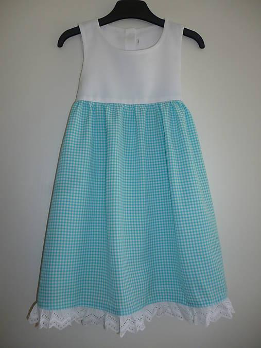Ľahké letné šaty V - 104 110   dievcatkovo - SAShE.sk - Handmade ... b2944086848