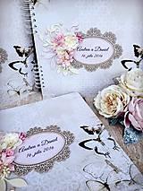 Papiernictvo - Svadobný fotoalbum - 6985438_