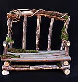 Nezaradené - Drevená lavička - zľava - 6985652_