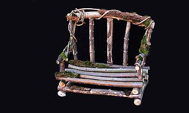 Nezaradené - Drevená lavička - zľava - 6985651_