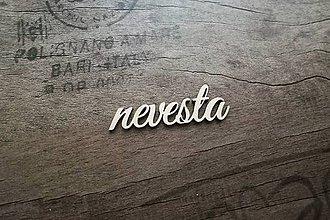 Polotovary - V-08-014 - Nevesta - 6986880_