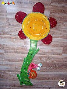 Detské doplnky - Dekorácia na zavesenie - kvietok - 6987669_