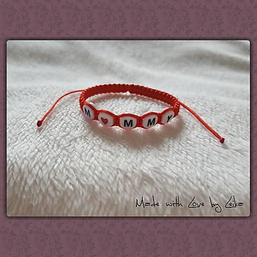 Náramok pre mamičku a bábätko   KiCsi77 - SAShE.sk - Handmade Náramky 0a9d0aa325e