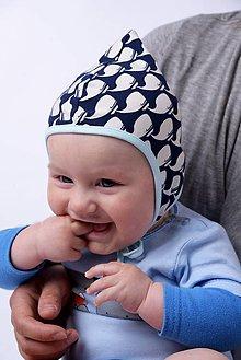 Detské čiapky - Detská čiapka - 6990148_