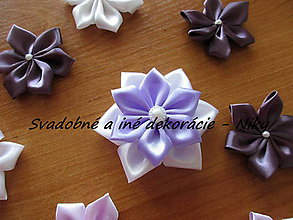 Polotovary - Kvety na vyzdobu VEĽKÉ - 6988912_