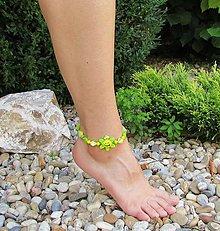 Iné šperky - Zelená kolekcia I - 6988252_