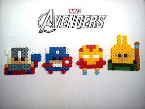 Odznaky/Brošne - Avengers - 6991817_