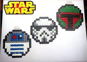 Dekorácie - Vianoce v štýle Star Wars - 6991835_