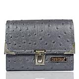Peňaženky - Purse Middle no.750 - 6991875_