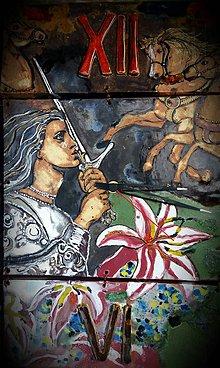 Hodiny - Joan of Arc - 6996030_