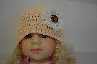 Detské čiapky - jarno - jesenná čiapočka - 6996149_