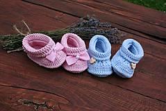 Detské topánky - Papučky - 6996172_