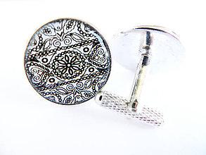 Šperky - Manžety Michal 3 - 6997417_