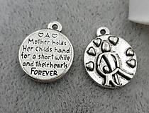 Prívesok MOTHER & childs
