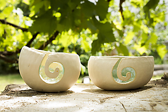 Nádoby - klbko miska/ yarn bowl - 7000130_