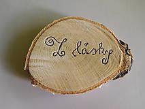Tabuľky - tabuľka láska nielen na svadobné fotenie 2 - 6999066_