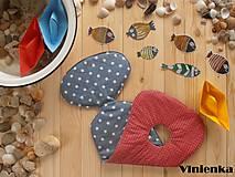 Textil - Podložka do autosedačky 0-13 kg proti poteniu LETNÁ - 7004050_