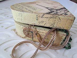 Krabičky - Šperkovnica (Paríž) - 7001844_