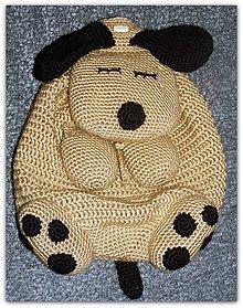 Detské tašky - Batôžtek - psík - 7002974_