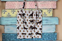 Nákupné tašky - Taška pro žokejku - 7002410_