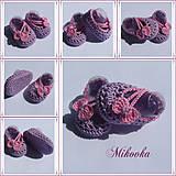 Topánočky - mašličkové  - 7003462_