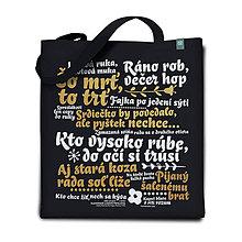 Nákupné tašky - Múdra taška druhá - 7003000_