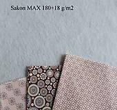 Textil - Sakon Max 180+18 g/m2 - 7004286_