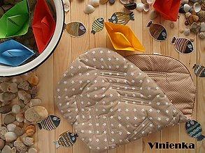 Textil - Vložka/ podložka do kočíka a autosedačky - 7004095_
