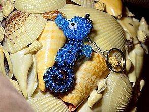 Kľúčenky - Kľúčenka morský koník - 7004822_