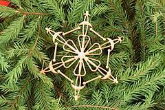 Drevené vianočne ozdoby z preglejky 8
