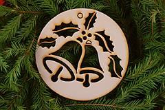 Drevené vianočne ozdoby z dreva 25