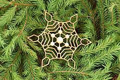 Drevené vianočne ozdoby  7