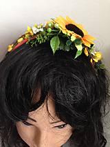 Ozdoby do vlasov - čelenka -zlava - 7006671_