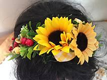 Ozdoby do vlasov - čelenka-zlava - 7006673_