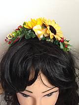 Ozdoby do vlasov - čelenka-zlava - 7006674_