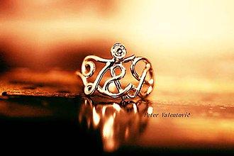 Prstene - Len ty a ja - 7008559_