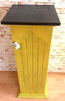 "Nábytok - Vintage skriňa ""Sunflower LOFT"" - 7008197_"