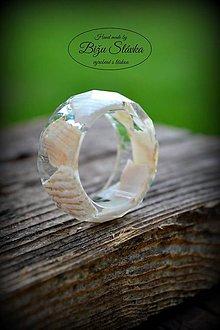 Prstene - Prsteň Mušle (1999 A) - 7007819_