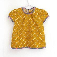 Detské oblečenie - tunika \