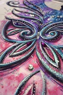 Tričká - motýle - 7010589_