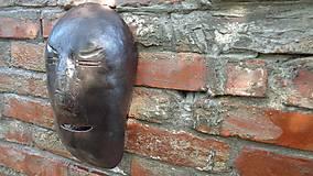 Socha - Dekoratívna plastika - maska